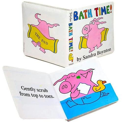 Bath Time! by Sandra Boynton