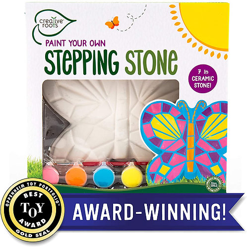 Creative Roots - Butterfly - Paint Your Own Stepping Stone