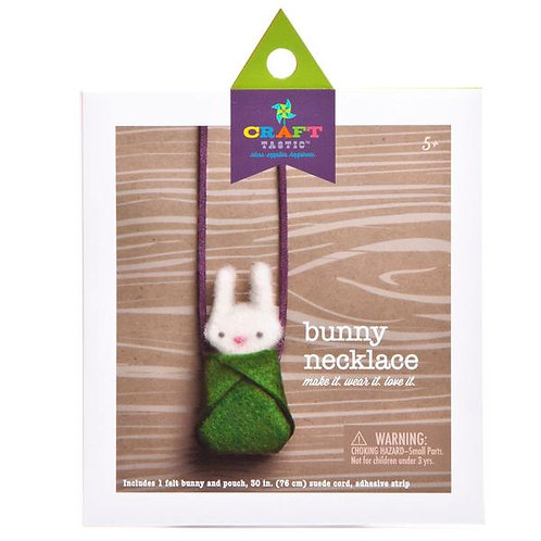Craft-tastic - Bunny Necklace