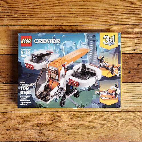 LEGO - Creator - 3-in-1 - Drone Explorer