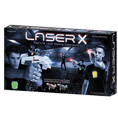 Toysmith - Laser X Double Blaster Pack