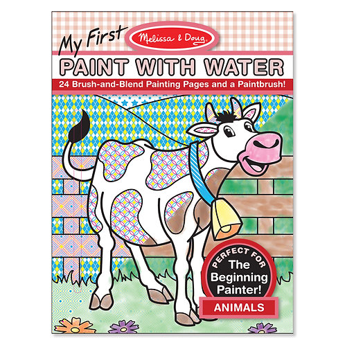 Melissa & Doug - Paint with Water - Animals