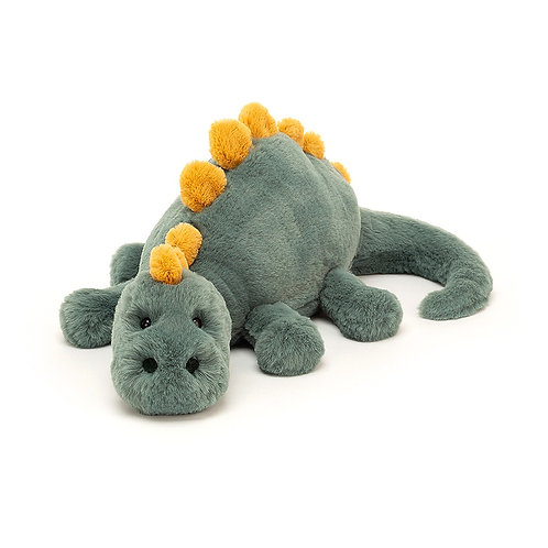 "Jellycat - Douglas Dino - Medium 15"""