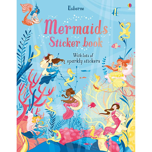 Usborne - Mermaids Sticker Book