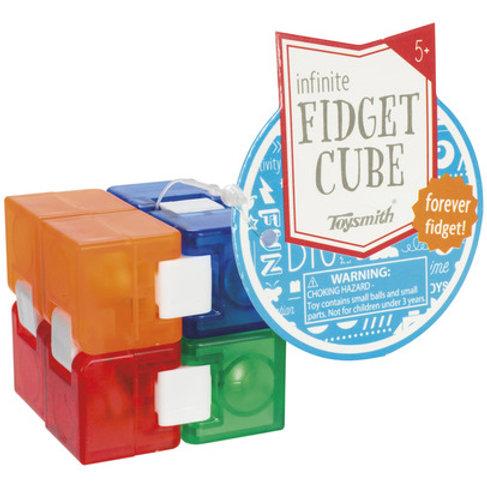 Toysmith -Infinite Fidget Cube