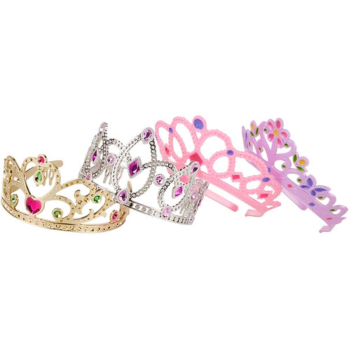 Melissa & Doug - Role Play Collection - Crown Jewels Tiaras