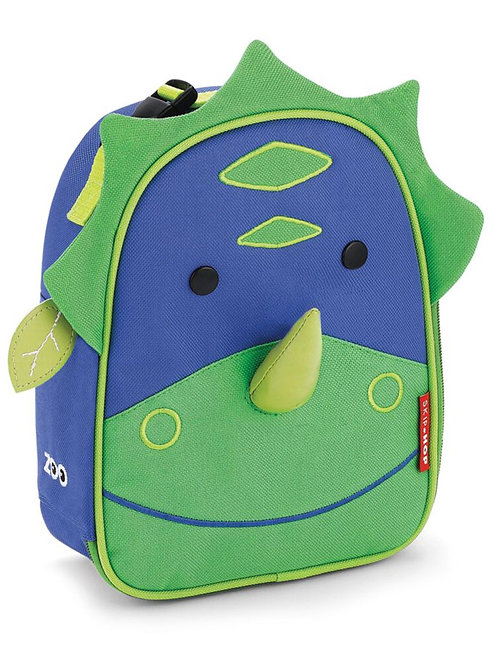 Skip Hop - Zoo Lunchie Insulated Kids Lunch Bag - Dinosaur
