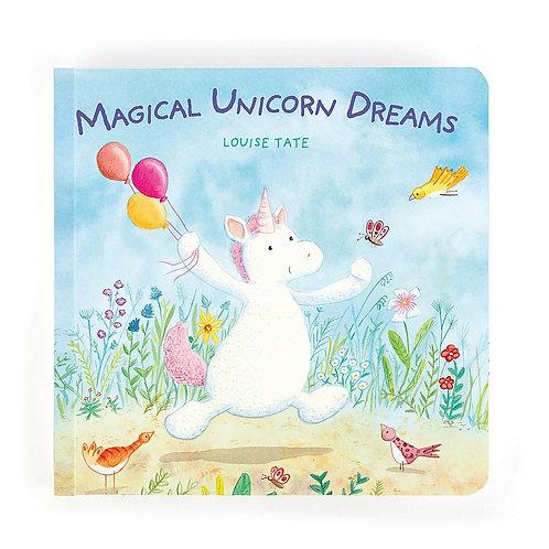 Jellycat - Magical Unicorn Dreams - Board Book