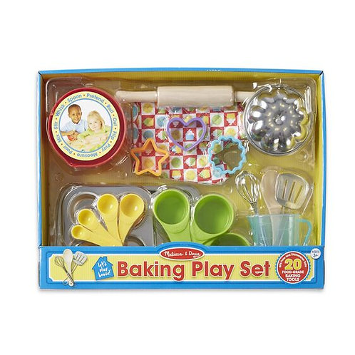 Melissa & Doug - Let's Play House! Baking Set