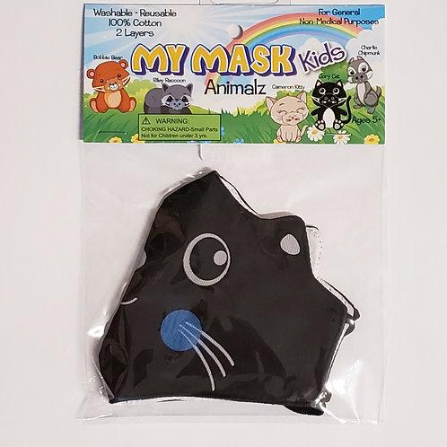 Zorbitz - My Mask Kids Animals - Cory Cat