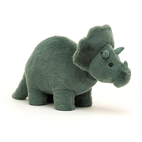Jellycat - Fossily Triceratops