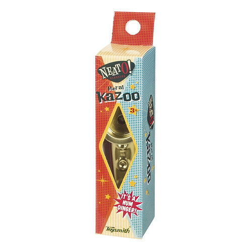 Toysmith - Metal Kazoo