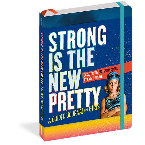 Strong is the New Pretty - Guided Journal