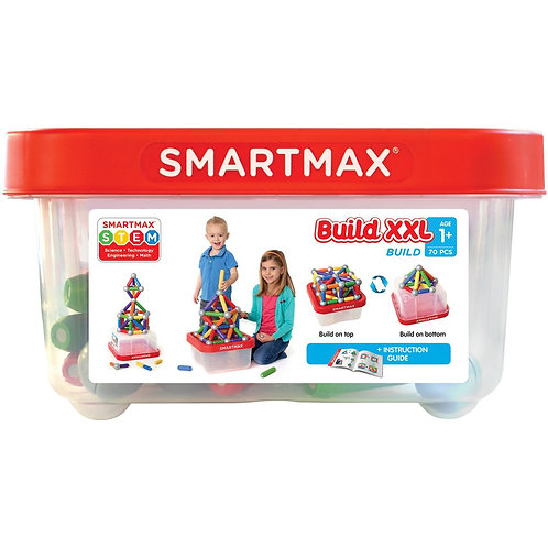SMARTMAX - Build XXL (70 pcs)