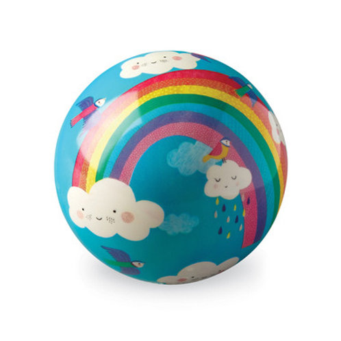 "Crocodile Creek - Rainbow Dreams - 4"" Play Ball"