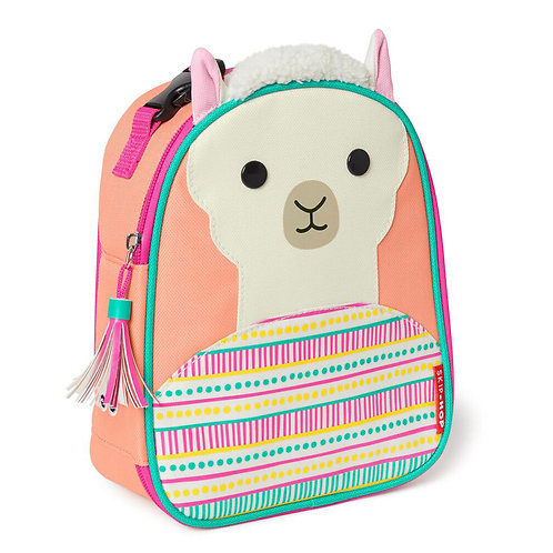 Skip Hop - Zoo Lunchie Insulated Kids Lunch Bag - Llama