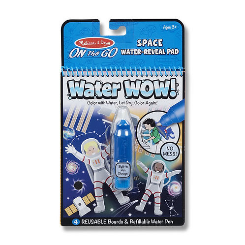 Melissa & Doug - Water Wow - Space