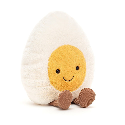 """Jellycat - Amuseable Boiled Egg - Large 9"""""""