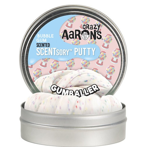 """Crazy Aaron's Thinking Putty - 3"""" Gumballer - Scentsory"""