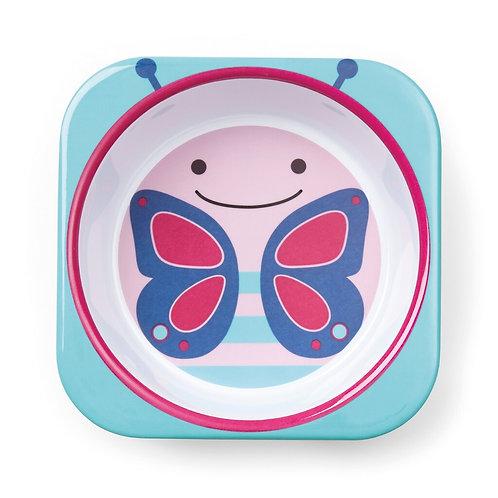 Skip Hop - Zoo Little Kid Bowl - Butterfly