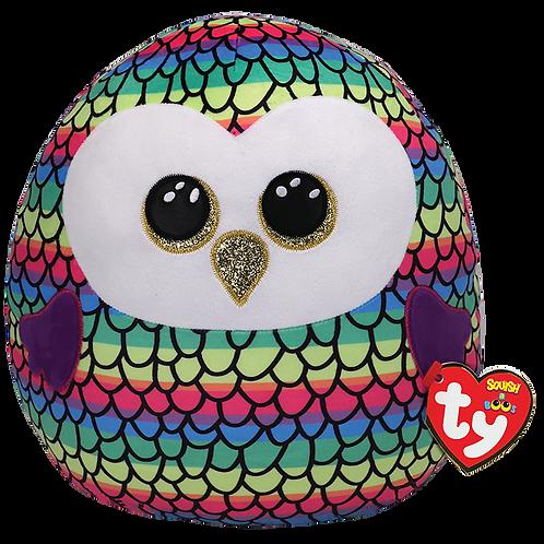 TY - Owen Owl Squish-a-boo