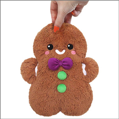 Squishable - Mini Comfort Food Gingerbread Man