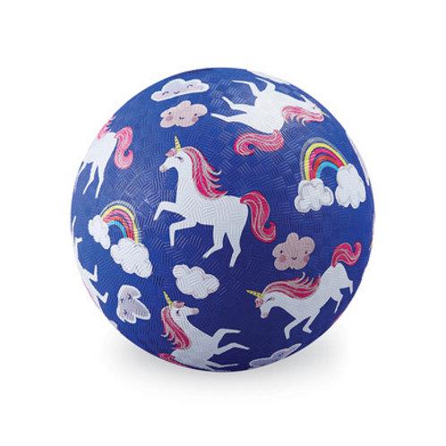 "Crocodile Creek - Unicorn - 7"" Play Ball"