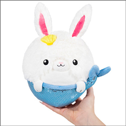 Squishable -  Mini Squishable Mermaid Bunny