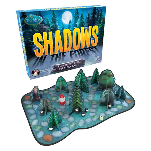 Think Fun - Shadows in the Forest