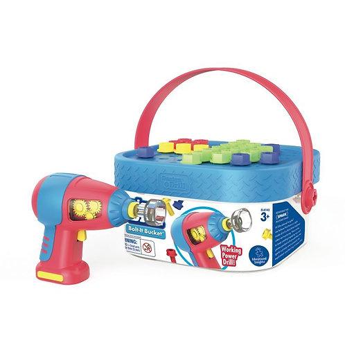 Design & Drill - Bolt-it Bucket