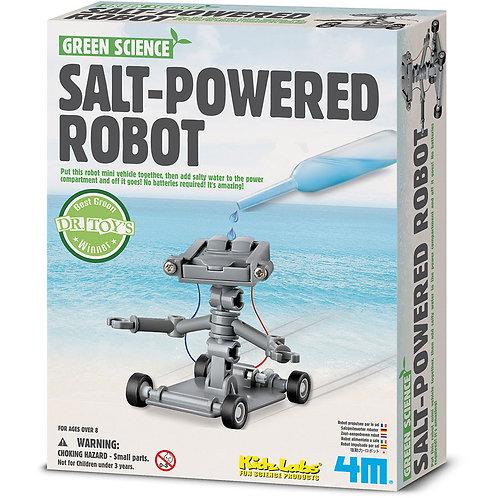 Toysmith - 4M Salt-Powered Robot