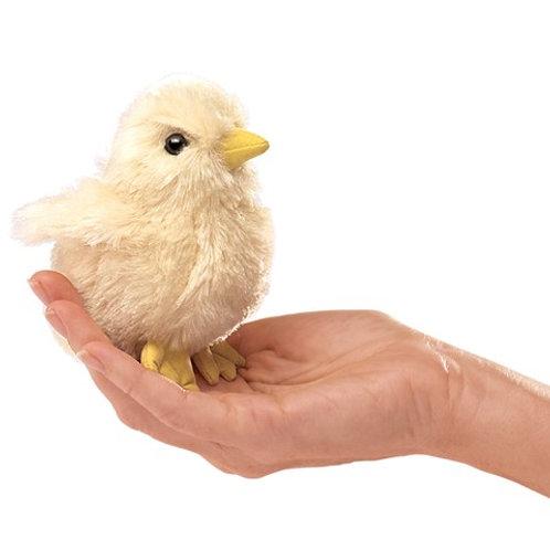 Folkmanis Finger Puppet - Mini Chick
