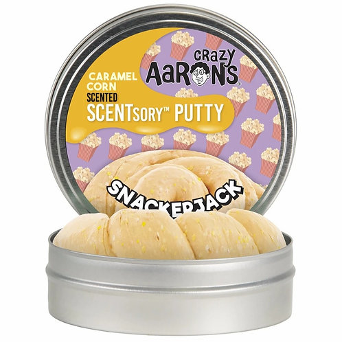 "Crazy Aaron's Thinking Putty - 3"" Snackerjack - Scentsory"
