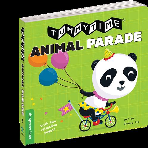 Workman Publishing - Tummy Time Animal Parade