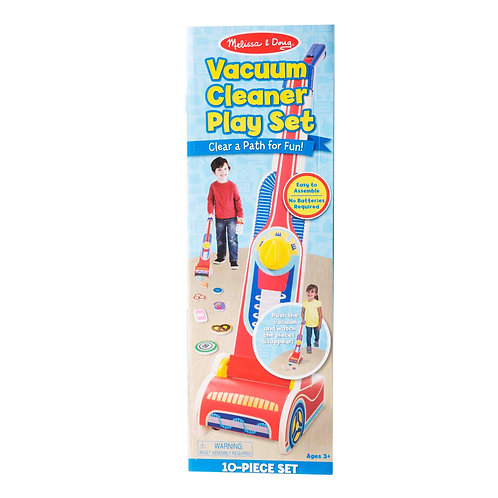 Melissa & Doug - Vacuum Cleaner Play Set