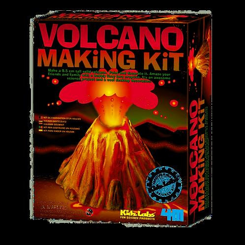 Toysmith - 4M Volcano Making Kit