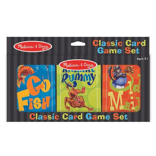 Melissa & Doug - Classic Card Game Set