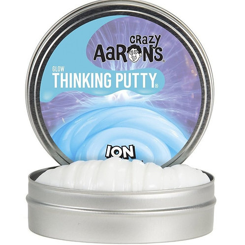 "Crazy Aaron's Thinking Putty - 2"" Ion Glow"