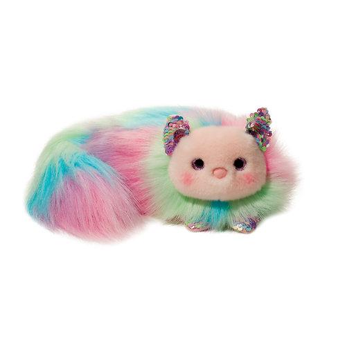 Douglas - Prism Rainbow Cat Fur Fuzzle