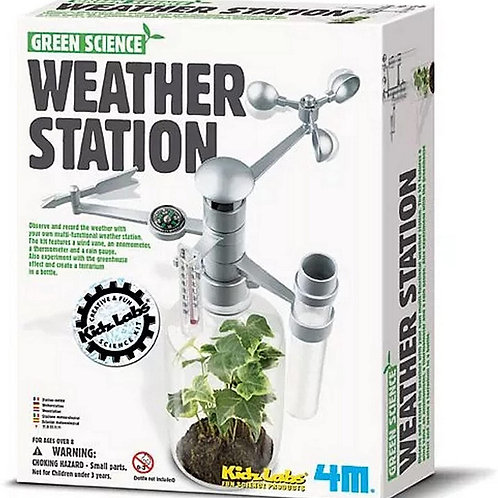 Toysmith - 4M Weather Station