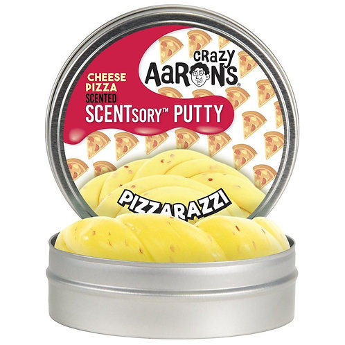 "Crazy Aaron's Thinking Putty - 3"" Pizzarazzi - Scentsory"
