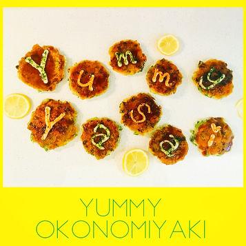 Yummy Okonomiyki
