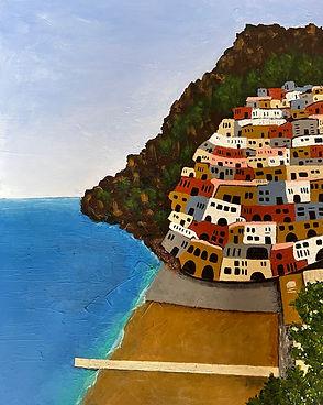 Karen Buscemi Painting My Positano.jpg