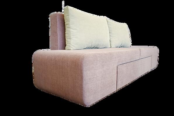 SILES kompakt kanapé