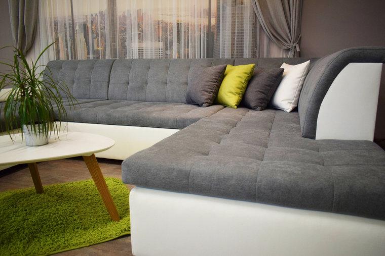 ESTILO Bútorház Pamplona u-alakú ülőgarn