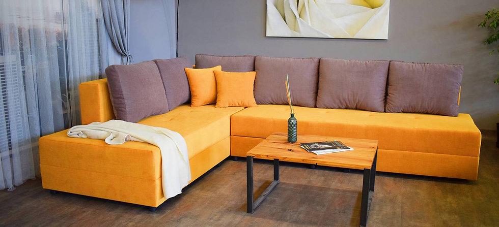 PALMA forgóüléses kanapé