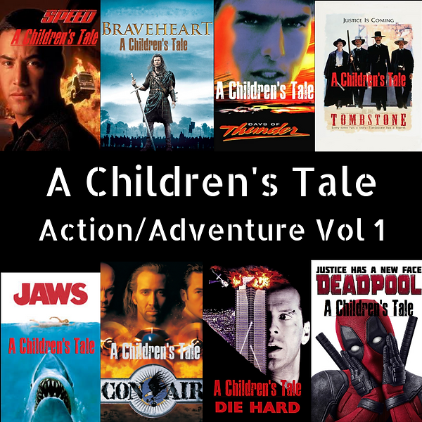 A Children's Tale Action_Adventure Vol 1