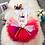 Thumbnail: 1st or 2rd Birthday Girl Tutu Dress