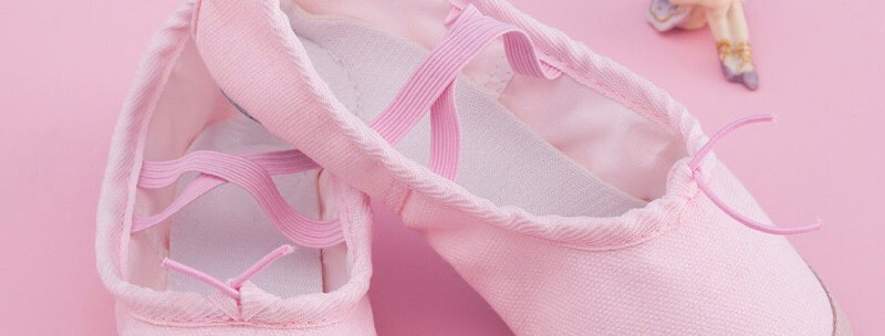 Soft Dancing Shoe - Pink