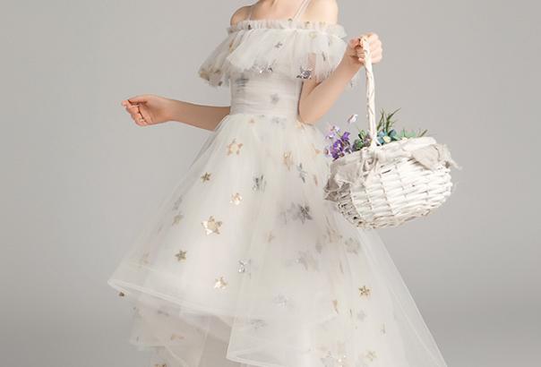 Shining Star Long Dress